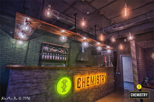 Chemistry Lounge Bar, кальянная