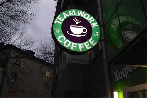 TeamWork Coffee, кофейня